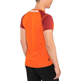 La Sportiva Motion T-Shirt Homme, pumpkin/chili